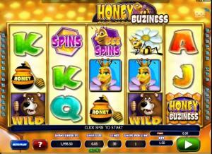 honeybuziness