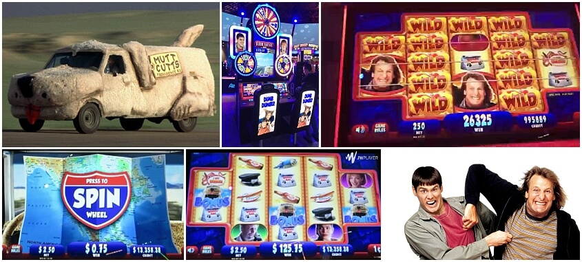 Dumb and Dumber Slots - Review and Free Online Game