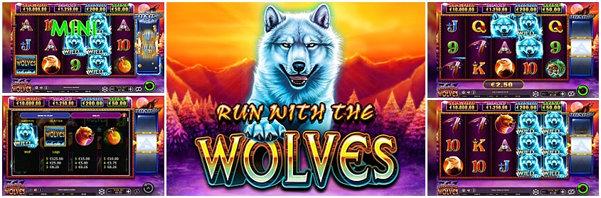 Run with the Wolves