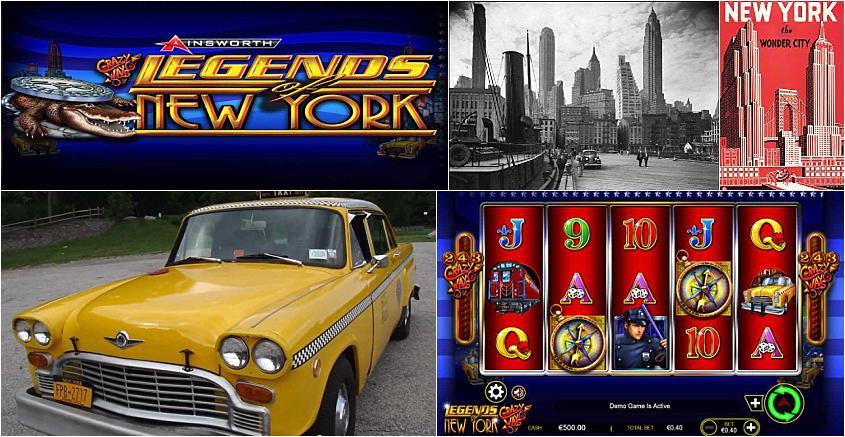 Legends of New York