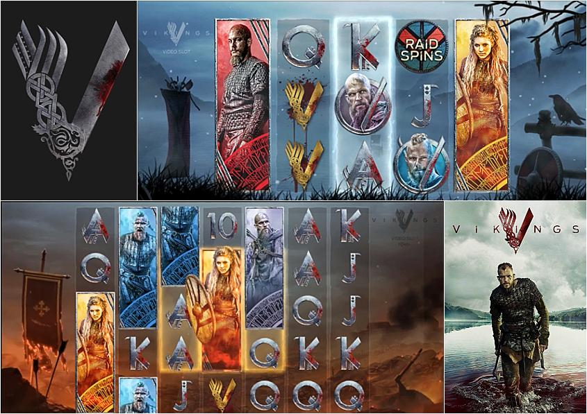 Vikings (NetEnt)