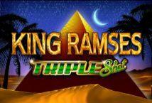 King Rameses Triple Shot