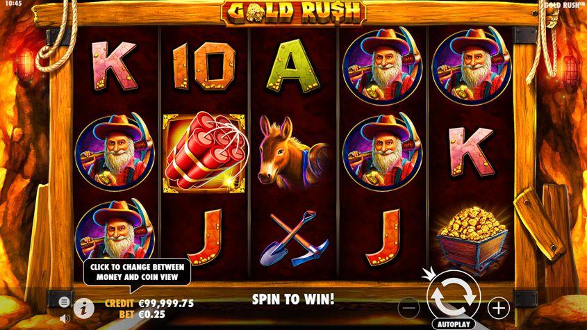 Gold Rush (Pragmatic Play)