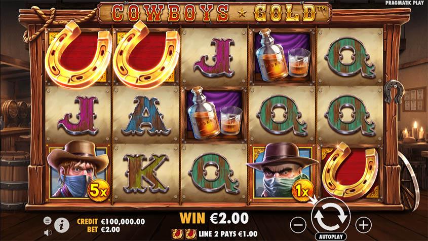 Cowboy's Gold