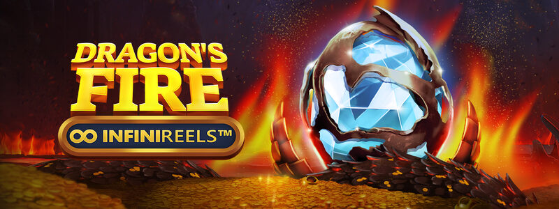 Red Tiger Turns Up the Heat with Dragon's Fire: InfiniReels™