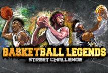 Basketball Legends Street Challenge